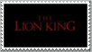 The Lion King Disney Stamp by Maleficent84