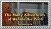 Winnie the Pooh Disney Stamp by Maleficent84