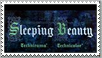 Sleeping Beauty Disney Stamp by Maleficent84