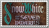 Snow White Disney Stamp by Maleficent84