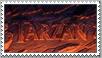 Tarzan Disney Stamp by Maleficent84