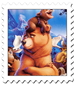Brother Bear Cover Stamp by Maleficent84