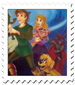 Black Cauldron Cover Stamp by Maleficent84