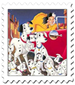 101 Dalmatians Cover Stamp by Maleficent84