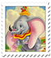 Dumbo Cover Stamp by Maleficent84