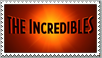The Incredibles Title Stamp