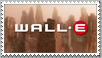 Wall E Title Stamp by Maleficent84