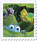 A Bug's Life Cover Stamp by Maleficent84