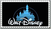 Old Disney Logo Stamp by Maleficent84