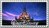 New Disney Logo Stamp by Maleficent84