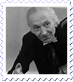 Doctor Who: First Doctor Stamp by Maleficent84