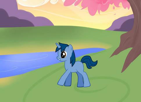 Original Character: Noble Heart AKA Artie