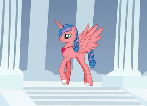So I made an Alicorn....DEAL WITH IT
