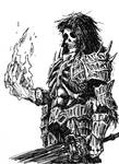 Sketchy Darkwraith