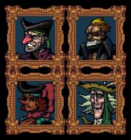 The Captains #1
