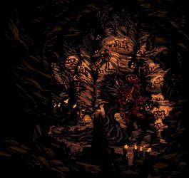 Dark Souls Bosses 9/25 Pinwheel