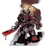 commission-Blood angel