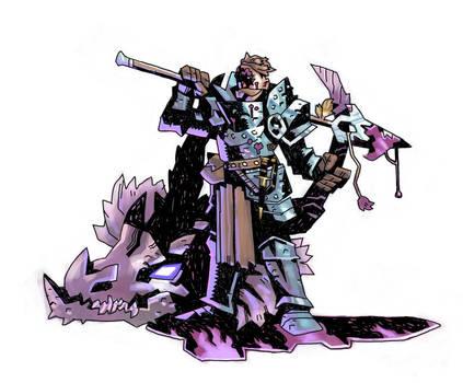 commission-shadow dragon, slain