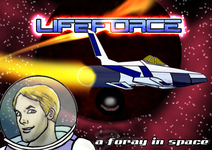 NES Life Force Animated by vocaltaffy