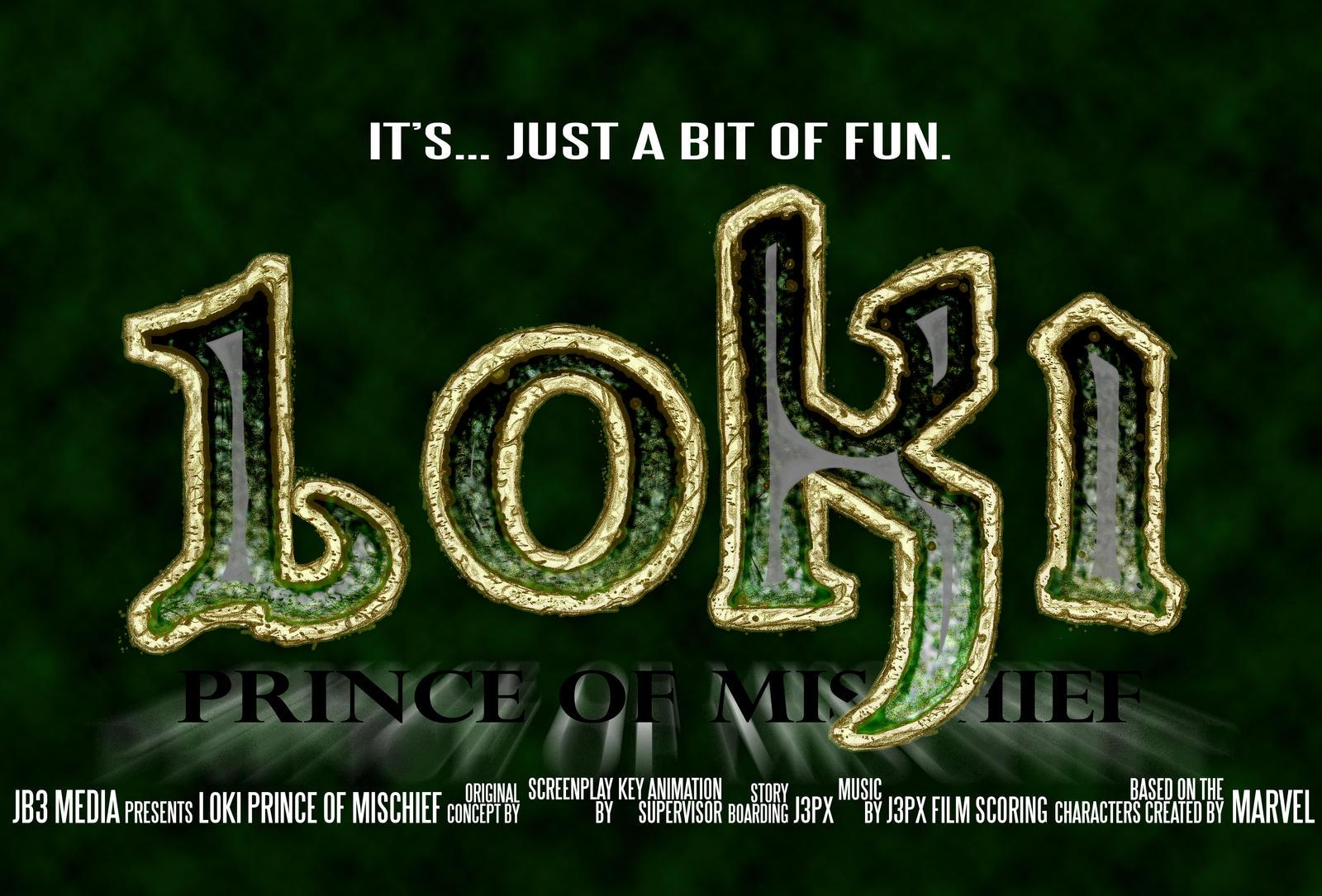 Loki Movie Title Card v2.0 update