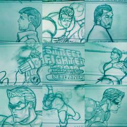 Street Fighter Animation Art2