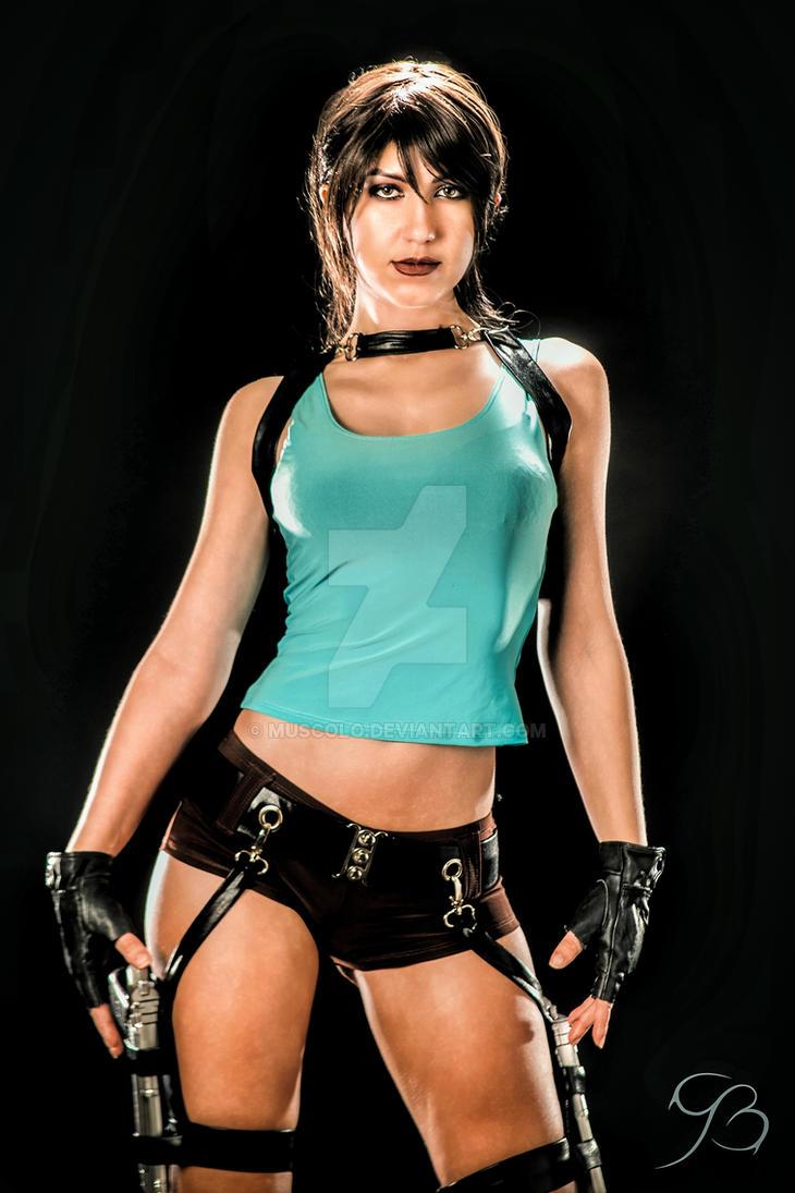 Lara Croft by muscolo