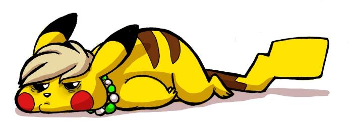 The Grumpiest Chu by booboobunnygirl