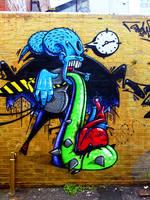 WeAreGodzilla.YouAreJapan. by Exit411