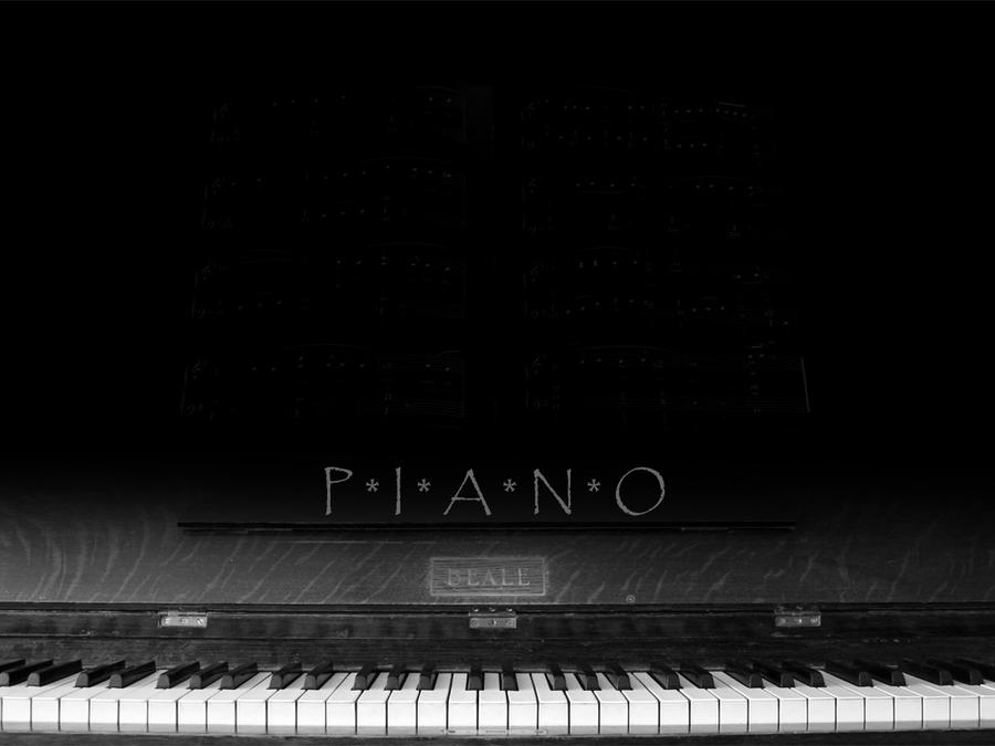 Piano Wallpaper by AEast ...
