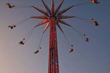 Skyfarer - Royal Melbourne Show by AEast