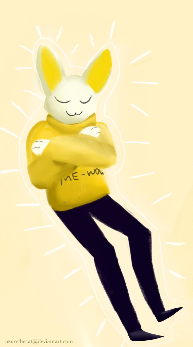 Yellow by AzureTheCat808