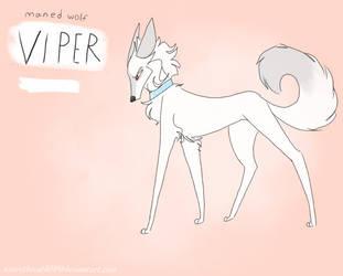 Viper Reference Sheet by AzureTheCat808