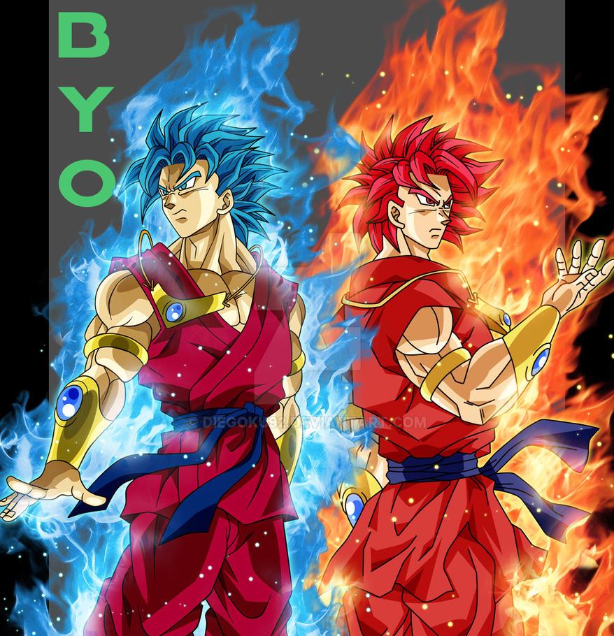 Super saiyan god by diegoku92 on deviantart - Sangoku super saiyan god ...