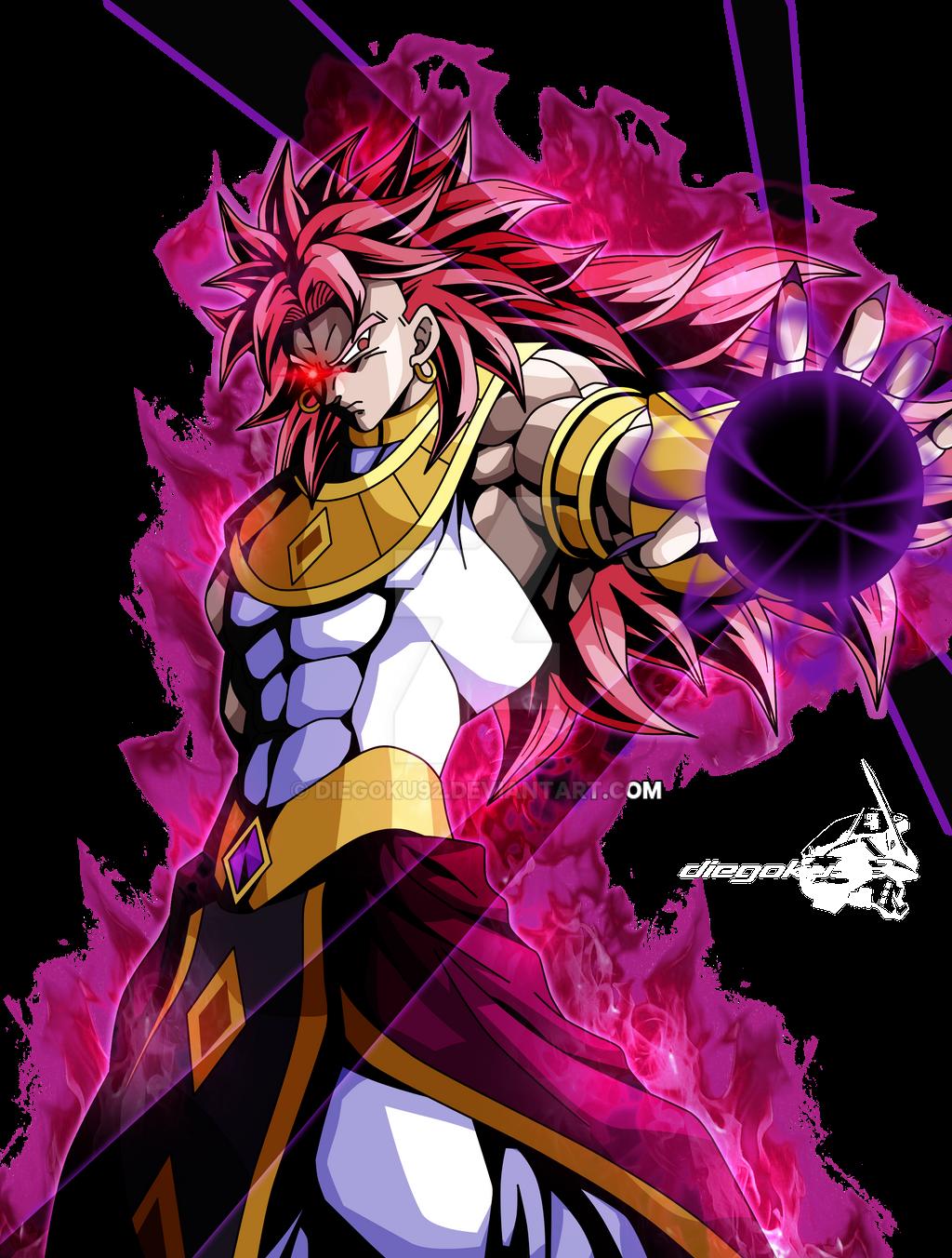 Dragon ball z super saiyan god gohan