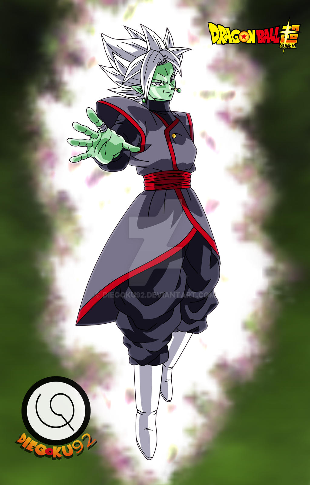 Merged Zamasu 001 By Diegoku92 On Deviantart