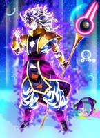 Vodaka the God of Darkness by diegoku92