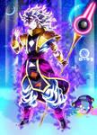 Vodaka the God of Darkness