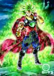 BYO the true King of saiyans