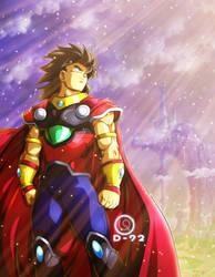 Long Live The King by diegoku92