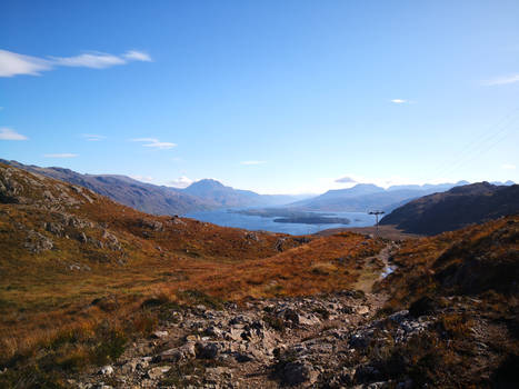 Loch Maree - Scotland
