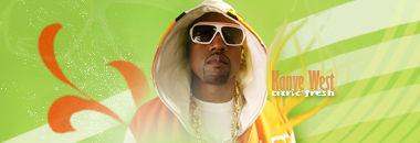 Kanye West Citric Fresh