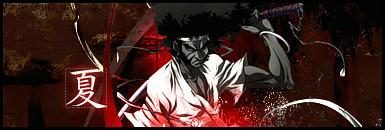 Afro Samurai by dangb