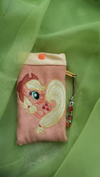 phone cover : Apple jack