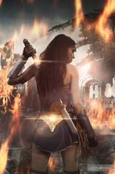 Wonder Woman by Mimigyaru