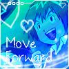 Move Forward Avatar by patamon-chan