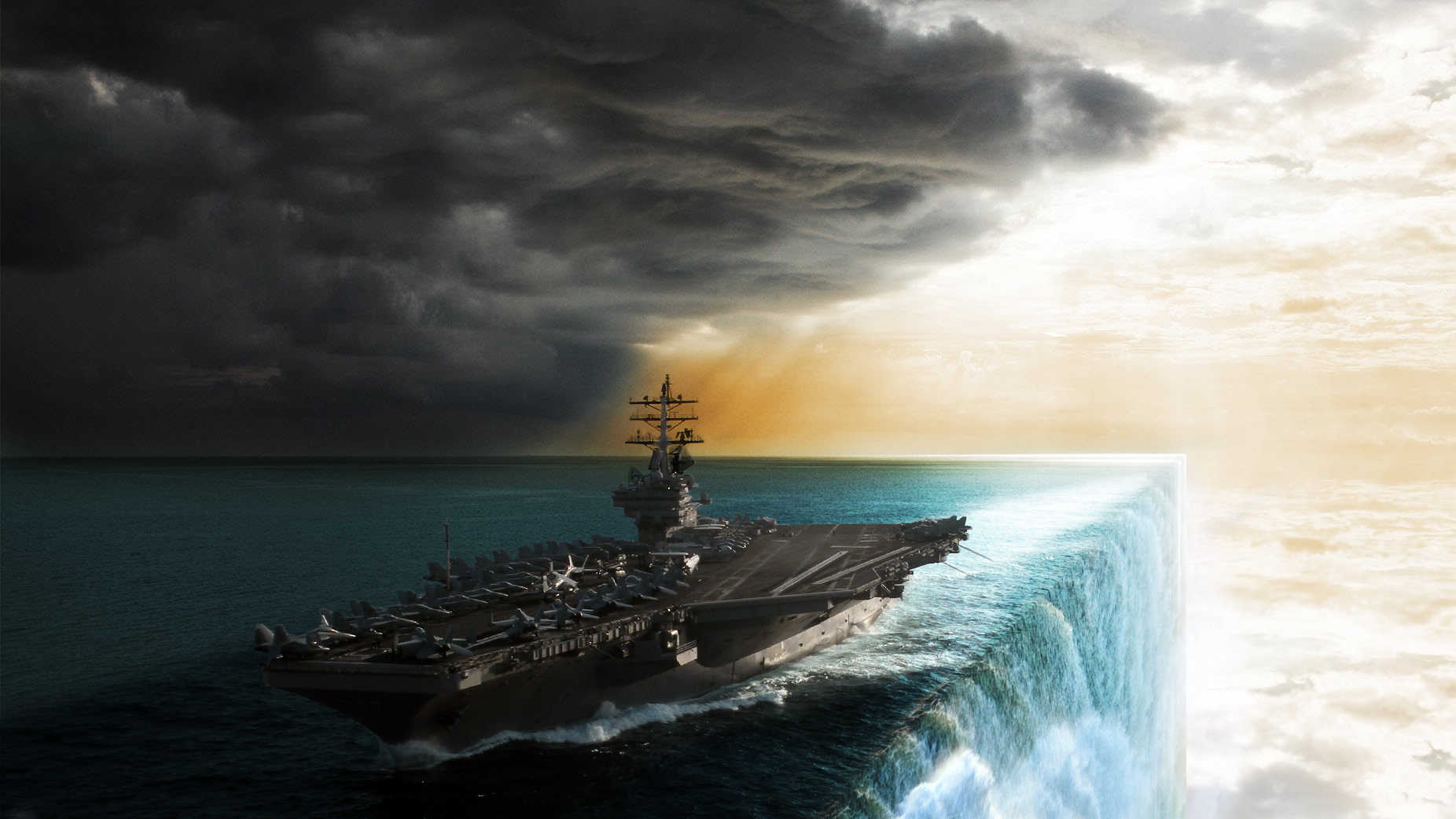 The Navy Patrolling The Edge Of The World By Coucoucmoa On Deviantart