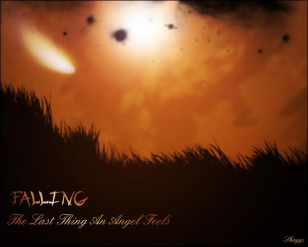 Falling Wallpaper 1280 x 1024