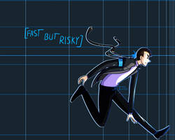 FAST BUT RISKY by Tiizio