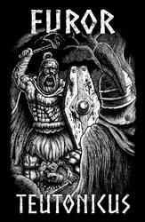 Germanic warrior by GrimsoulArt