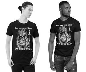 You are the King of your own Fate Unisex T-Shirt